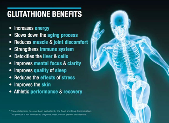 Gultathione Benefits